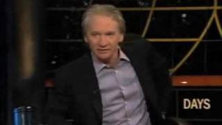 KANYE INTERRUPTS BILL MAHER - GETS KICKED OFF
