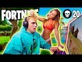 Download Video Download THE GIRLFRIEND FORTNITE DISTRACTION CHALLENGE!! 3GP MP4 FLV
