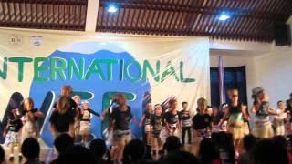TX 1X International Week assembly, Jambo Bwana