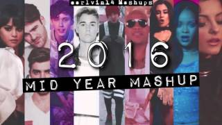 2016 (Mid Year Pop Mashup) [Minimix] - earlvin14 (OFFICIAL)