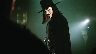 V for Vendetta - Ideas are bulletproof.