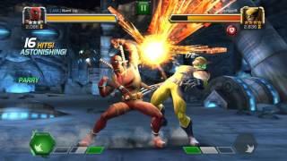 MCOC - Deadpool vs Wolverine