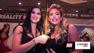 The goddess Phoenix Marie interview in AEE 2016 - AVN - PornDoe
