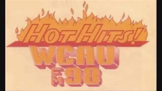 WCAU-FM Hot Hits 98 Philadelphia - Rich Hawkins - September 22, 1981