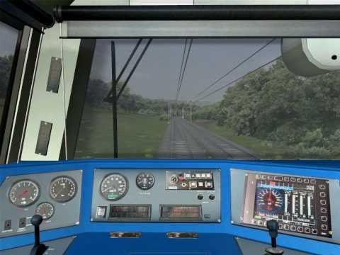 Tratta Torino Genova per RailWorks Cab Ride Italian Route