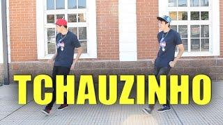 Jorge y Nacho bailando Tchauzinho