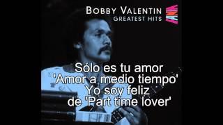 Cano Estremera & Bobby Valentín - Amor A Medio Tiempo (Letra)