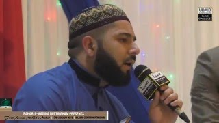 Muhammad Adil Khan naat @ bahar-e-madina mehfil