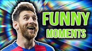 Lionel Messi ●Best Funny Moments ● Try not to laugh● 1080p HD