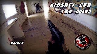 GoPro Hero 3: Airsoft CQB en TBA Arena [13/10/2013]