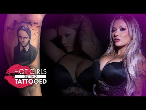 Xxx Mp4 Hot Girls Getting Tattooed Raquel Reynolds 3gp Sex