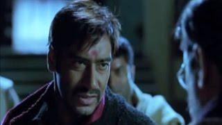Ajay Devgn has a huge argument | Omkara