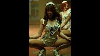 [직캠/Fancam] 150403 밤비노(BAMBINO) (다희) 댄스공연 레인보우블랙-차차 by 익명제공 @ 전북대