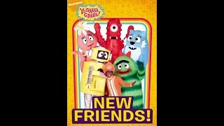 Opening To Yo Gabba Gabba!: New Friends 2009 DVD