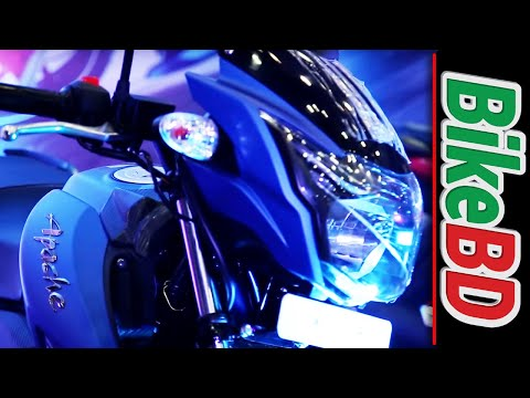 Xxx Mp4 TVS Apache RTR 160 Launching Ceremony In Bangladesh Price Amp 1st Impression Review TVS Apache RTR 160 3gp Sex
