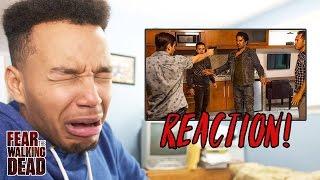 Fear The Walking Dead Season 2 FINALE REACTION!