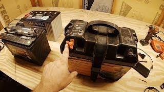Emergency Backup Power Pack - Part 1