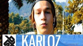 KARLOZ  |  Vice Chilean Beatbox Champion
