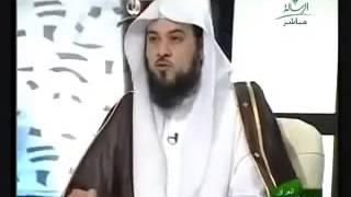لبنانية تقول للشيخ العريفي أنا بحبك كتير