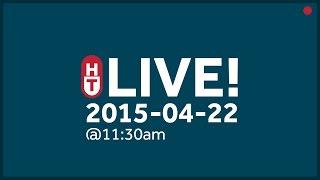 Healthcare Triage LIVE - 2015-04-22
