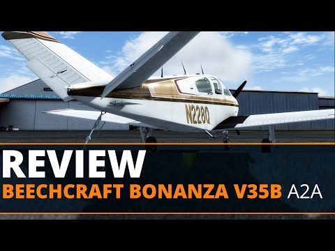 Xxx Mp4 A2A Simulations Beechcraft Bonanza V35B The FSElite Review 3gp Sex