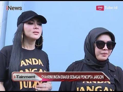 Syahrini Marah Kepada Siti Badriah soal Lagu 'Lagi Syantik' - i-Tainment 1107