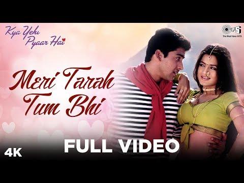 Meri Tarah Tum Bhi Video Song Kya Yehi Pyaar Hai Aftab Shivdasani & Ameesha Patel