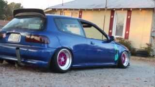 X's Boosted Civic