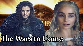 Game of Thrones Season 5 Episode 1 The Wars to Come - Top 5 Nerd Moments