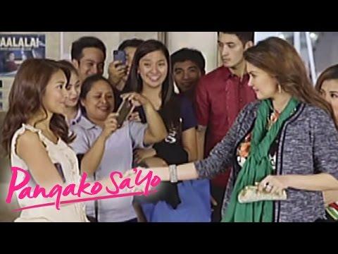 Pangako Sa'Yo: Claudia meets Yna