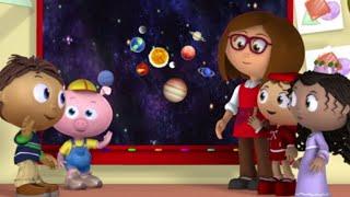 Super WHY! Full Episodes English ✳️  Galileo's Space Adventure  ✳️  S02 E215 (HD)