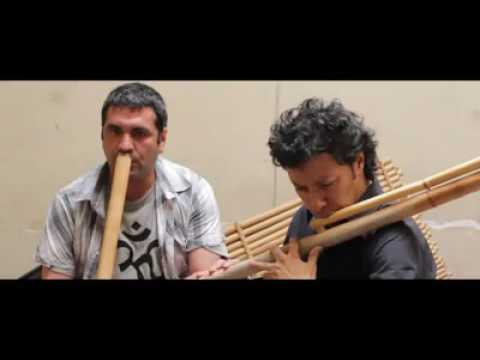 Greda roja- Antonio Morales, ex illapu