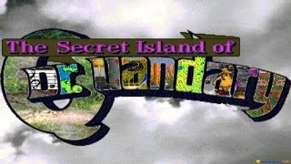 The Secret Island of Dr. Quandary gameplay (PC Game, 1992)