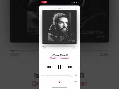Is There More, Drake (Scorpion) jk