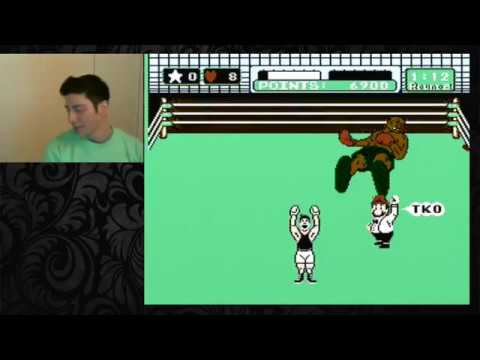 Mike Tyson's Punch-Out!! - Mike Tyson beginner tutorial