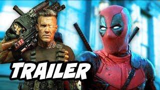 Deadpool 2 Trailer and Easter Eggs Breakdown