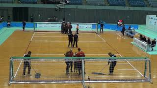 2019 Goalball Japan Para Championships Day 2 Turkey v Japan 2nd Half