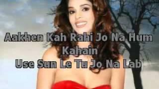 Bheegey Hont Tere(Murder)Karaoke With Lyrics