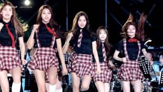 [HD] IOI (아이오아이) Into The New World Fancam (Doyeon Focus) 160517