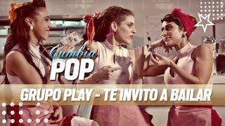 Grupo Play   Te invito a bailar   Videoclip Oficial Julio 2015