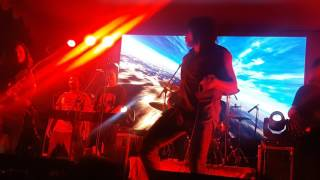 Mizan and Brothers - Joto Dure (যত দূরে) (Warfaze Cover) (Live at BUET) [29-03-2017]
