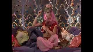 I DREAM OF JEANNIE IN A BOTTLE