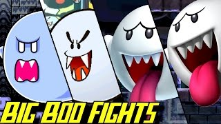 Evolution of Big Boo Battles (1990-2016)