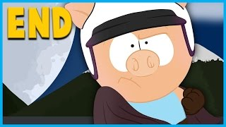SOUTH PARK: THE STICK OF TRUTH - GAMEPLAY - END!! w/ I AM WILDCAT - DEFEATING CLYDE!!