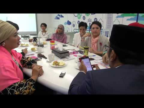 151015 Love Pink Indonesia Sosialisasi Breast Cancer
