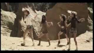 Jonny Cash ft Laurent Wolf  Walk the line Official Video