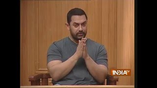 I am Hindustani, Not From Any Religion: Aamir Khan in Aap ki Adalat