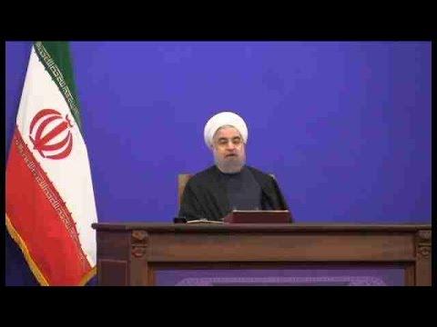 watch Irán no renegociará el acuerdo nuclear por Trump