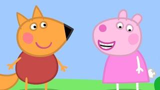 Peppa Pig en Español Episodios completos 🦊Freddy Fox! ⭐️Compilación de 2019 ⭐️ Dibujos Animados