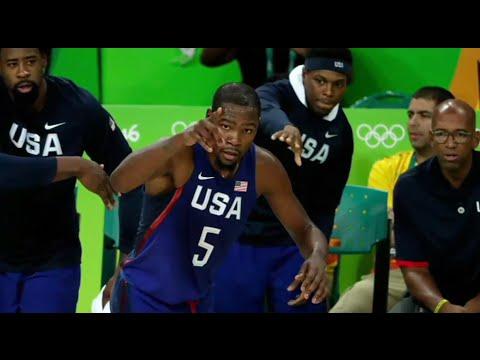 watch USA vs China Basketball 2016 - Rio Olympics 2016 (119-62)